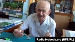 Академік Ювеналій Зайцев каже, що офелію та донацилу в наших краях можна надибати хіба що у пробірках, Одеса, 12 вересня 2013 року