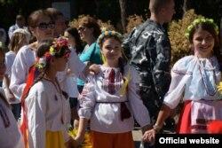Маріуполь, святкування Дня міста, 20 вересня 2015 року (фото з сайту МВС України)