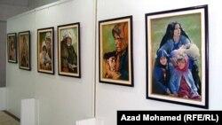 السليمانية:معرض للفنان المغترب كارا احمد