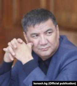 Искендер Матраимов.