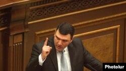 Генеральный прокурор Армении Геворк Костанян