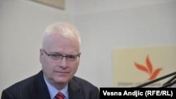 Ivo Josipović, bivši predsjednik wžugk