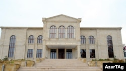 Центр Гейдара Алиева в азербайджанском городе Шамахы