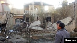 Bagdad, 20 janar, 2014.