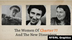 MULTIMEDIA: The Women Of Charter 77 And The New Dissenters.