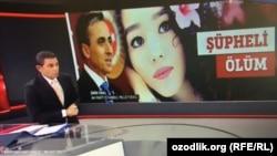 Телеканалы Турции называют «сомнительной» смерть узбекистанки Надиры Кадыровой.