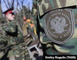 Казачьи патрули в Волгограде
