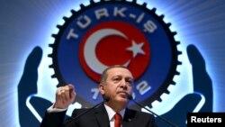 Presidenti i Turqisë, Recep Tayyip Erdogan