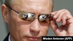 Vladimir Putin, arxiv fotosu
