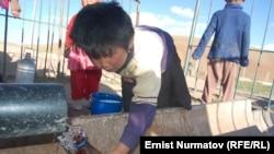 Кыргызстанда бир жарым миңдей айыл таза сууга муктаж.