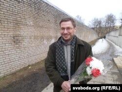 Uladzimer Laptsevich (file photo)