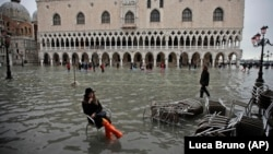 Венеция, 13-ноябрь, 2019-жыл.