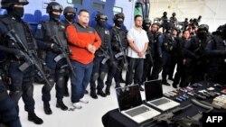 Еден од најбарани нарко босови во Мексико, Едуардо Теодоро Гарсија Симентал