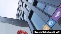 Huawei-nin Varşava ofisi