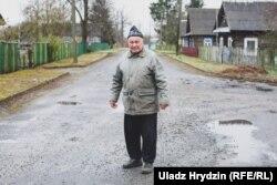 Грыша Багдановіч, сябра Васіля Бараноўскага. Жыве ў Семехавічах усё жыцьцё