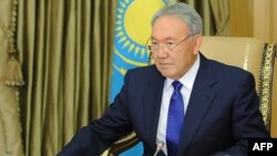 Kazakh President Nursultan Nazarbaev said a total of $24 billion will be allocated for the new economic program.