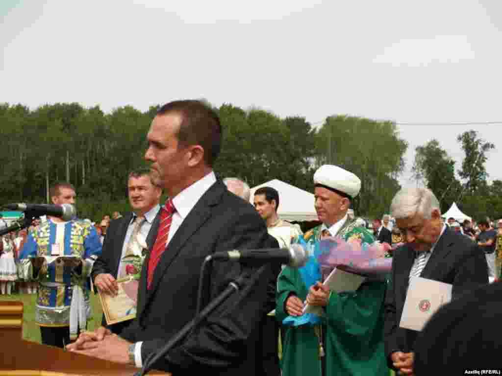 Чуашстан президенты Михаил Игнатьев