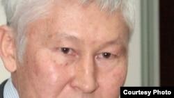 Асқар Жұмаділдаев, математик-ғалым, академик. Жеке қордағы сурет.