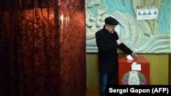 Голосування на виборах у Білорусі