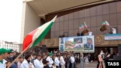Официальная Чечня отпраздновала отмену режима КТО