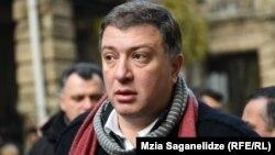 """Задержан один из лидеров """"Европейской Грузии"""" Гиги Угулава"""