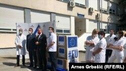Predaja pomoži EU u Doboju