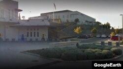 Амбасадата на Соединетите Американски Држави во Скопје