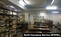 Помещение библиотечно-информационного молодежного центра