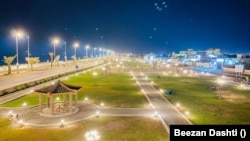 A pristine seafront park is one of dozens of projects in Gwadar that cater to a wealthy, cosmopolitan future clientele.
