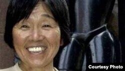 Япониялик 73 яшар алпинист Тамаэ Ватанабе.