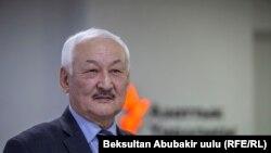 Эсенгул Исаков.