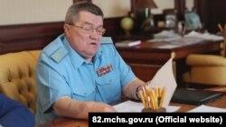 Сергей Шахов был уволен 4 июня указом президента России