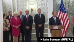 Delegacija američkog Kongresa tokom posjete Crnoj Gori