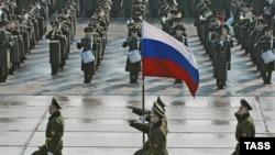 Военный парад 9 мая в Москве