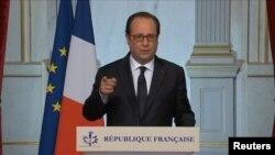 Франсуа Олланд звертається до нації після теракту в Ніцці, 15 липня 2016 року