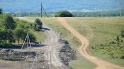 Байдарская долина, август 2020 года