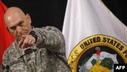 ژنرال ری اودیرنو، فرمانده نیروهای آمریکایی در عراق