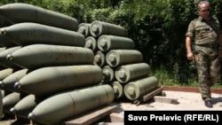 Naoružanje ovoga puta neće biti uništavano eksplozijama već rastavljanjem