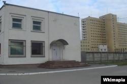 Центр специального назначения ФСБ в Балашихе