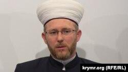 Саїд Ісмаїлов, муфтій Духовного управління мусульман України