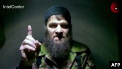 """Кавказ әмірлігі"" исламшыл тобының жетекшісі Доку Умаров."