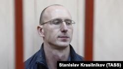 Павел Новиков в суде, 30 октября 2019 года