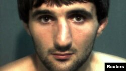 FBI агенті атып өлтірген этникалық шешен Ибрагим Тодашев.