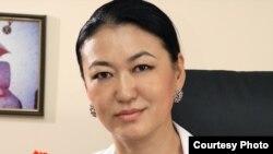 Салтанат Байкошкарова, репродуктолог-эмбриолог.