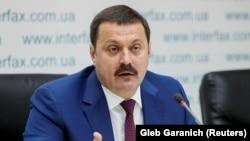 Ukrajinski zastupnik Andriy Derkach
