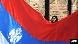 Flamuri serb