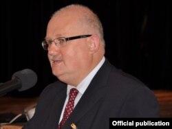 Ambasadorul Poloniei în Cehia Jan Pastwa