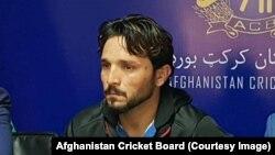 گلبدین نائب کپتان مسابقات یک روزهتیم ملی کریکت افغانستان