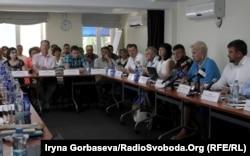 Экологический форум в Мариуполе