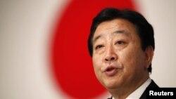 Јапонскиот премиер Јошихико Нода